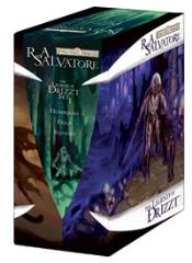 Legend of Drizzt, The - Gift Set #1, Books I-III