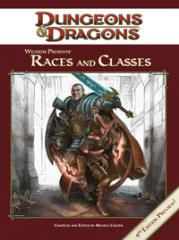Wizards Presents - Races and Classes (4th Edition Preview)