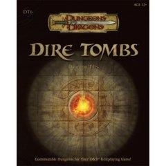 Dungeon Tiles #6 - Dire Tombs
