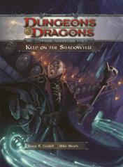 Heroic Tier Trilogy, The #1 - Keep on the Shadowfell