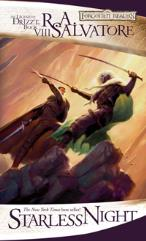 Legend of Drizzt, The #8 - Starless Night
