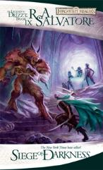 Legend of Drizzt, The #9 - Siege of Darkness