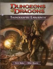 Heroic Tier Trilogy, The #2 - Thunderspire Labyrinth