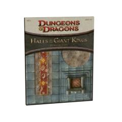 Dungeon Tiles #1 - Halls of the Giant Kings