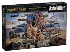 Axis & Allies - Pacific 1940 (1st Edition)