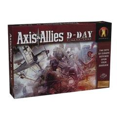 Axis & Allies - D-Day (2nd Printing)