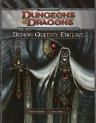 Paragon Tier Trilogy, The #2 - Demon Queen's Enclave
