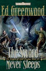 Knights of Myth Drannor, The #3 - The Sword Never Sleeps
