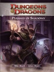 Heroic Tier Trilogy, The #3 - Pyramid of Shadows