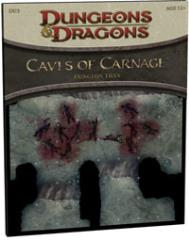 Dungeon Tiles #3 - Caves of Carnage