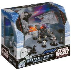 Battle of Hoth Scenario Pack w/Bonus Bounty Hunters Booster Pack