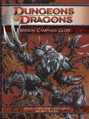 Eberron 4th Edition Campaign  Collection - 2 Books and 2 Modules!