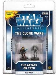 Clone Wars, The - The Attack on Teth Map Pack