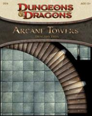 Dungeon Tiles #4 - Arcane Towers