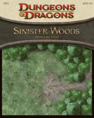 Dungeon Tiles #5 - Sinister Woods