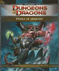 Epic Tier Trilogy, The #3 - Prince of Undeath