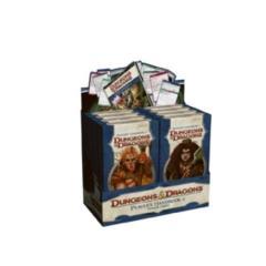 Player's Handbook 2 - Power Cards (Display -  8 Packs)