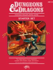 Dungeons & Dragons - Fantasy Roleplaying Game Starter Set