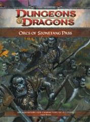 Orcs of Stonefang Pass