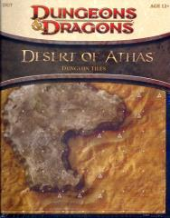 Dungeon Tiles #7 - Desert of Athas