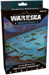 War at Sea Two-Player Starter Set (Revised Edition)