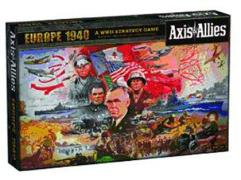 Axis & Allies - Europe 1940 (1st Edition)
