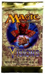 Visions Booster Pack (Japanese)