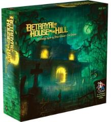 Betrayal at House on the Hill Collection, Base Game + Widow's Walk!