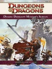 Deluxe Dungeon Master's Screen