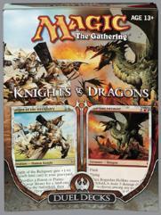 Duel Decks - Knights vs. Dragons