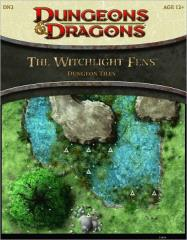 Dungeon Tiles #9 - The Witchlight Fens