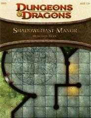 Dungeon Tiles #10 - Shadowghast Manor