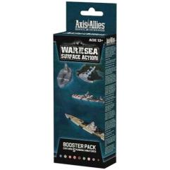 War at Sea - Surface Action Booster Pack