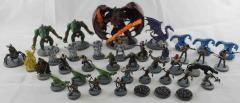 Legend of Drizzt, The w/Painted Figures #1