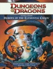 Player's Option - Heroes of the Elemental Chaos
