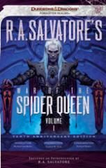 War of the Spider Queen Vol. 1 (10th Anniversary Edition)