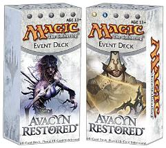 Avacyn Restored Event Decks Display Box