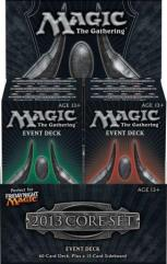 Magic 2013 Event Decks Display Box