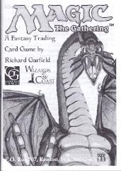 3rd Edition Revised Rulebook