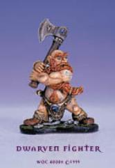 Dwarven Fighter