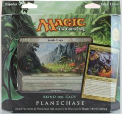 Planechase 2012 - Chaos Reigns (Spanish Edition)