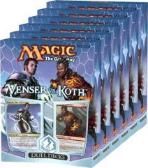 Duel Decks - Venser vs. Koth, Display Box (6 Decks)