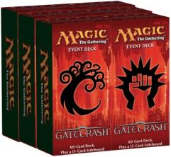 Gatecrash Event Decks Display Box