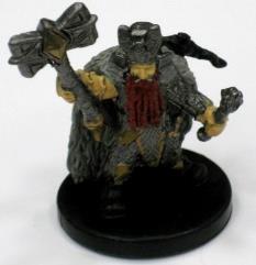 Dwarf Warlord (Gameday Promo)