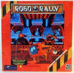 Robo Rally (2nd Printing)