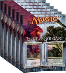 Duel Decks - Izzet vs. Golgari Display Box (6 Decks)