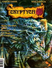 "Vol. 2, #2 ""Magic - The Dark, Immortal, Ars Magica, SLA Industries"""