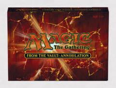 From the Vault - Annihilation