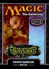 Torment - Grave Danger