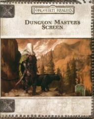 Dungeon Master's Screen w/Encounters in Faerun